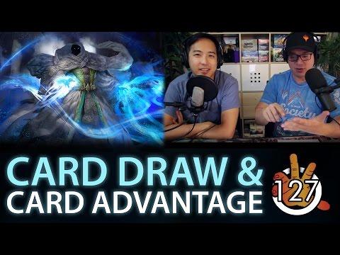 Card Draw & Card Advantage | The Command Zone #127