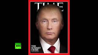 Trutin? TIME magazine morphs leaders' faces into one