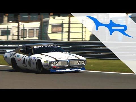 The Sound of Nascar 1976 Olympia Charger INSANELY LOUD START UP SOUND