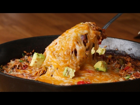 One-Pot Enchilada Rice