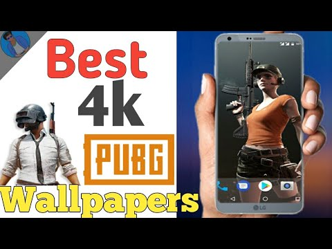 How To Download 4k Pubg Wallpapers For Android Hd Youtube