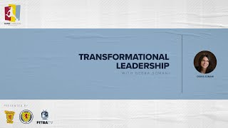 GAME CHANGERS   Transformational Leadership