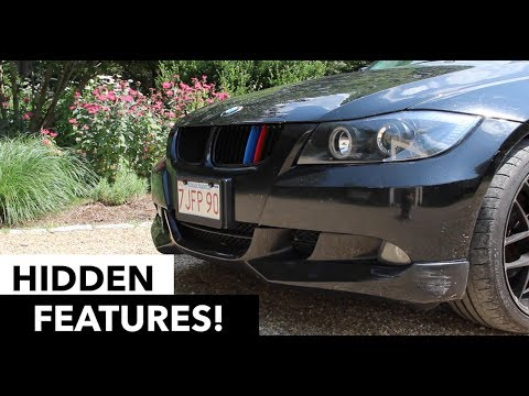 5 Quirks & Hidden Features of The BMW E90