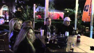 Westchase Holiday Parties, Catering, Live Music On The Patio At The Great Spiedini