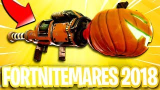 Fortnite Halloween Update - FORTNITEMARES 2018! NEW Skins, Challenges + Rewards! (Fortnite Update)