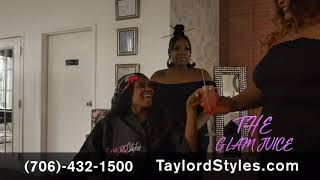 Taylord Styles Beauty Loft tv commercial