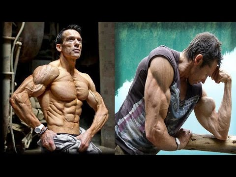 The Most Ripped Physique EVER!! ( Shredded to the Bone ) Insanely Low Body Fat At 44