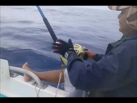 """2016 Palau Fishing: Team Earlee Boys Part III """"Fish on Board"""""""