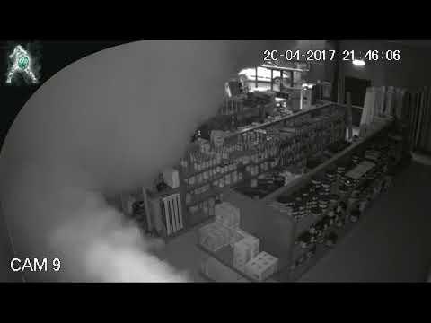 UR Fog Fogging Security Systems
