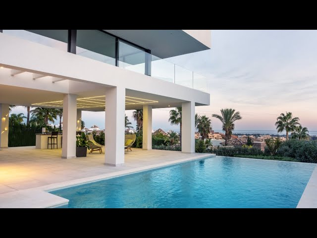 Luxury Villa with Fantastic Sea View - Marbella