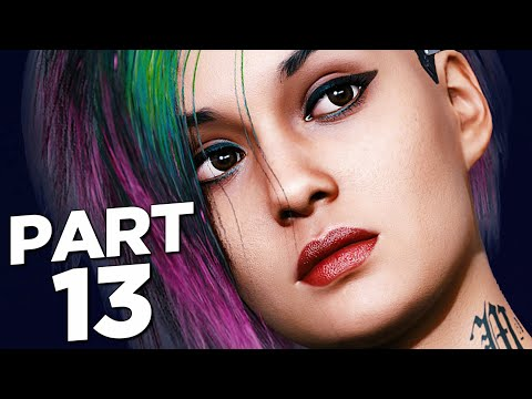 cyberpunk-2077-walkthrough-gameplay-part-13---disasterpiece-(full-game)