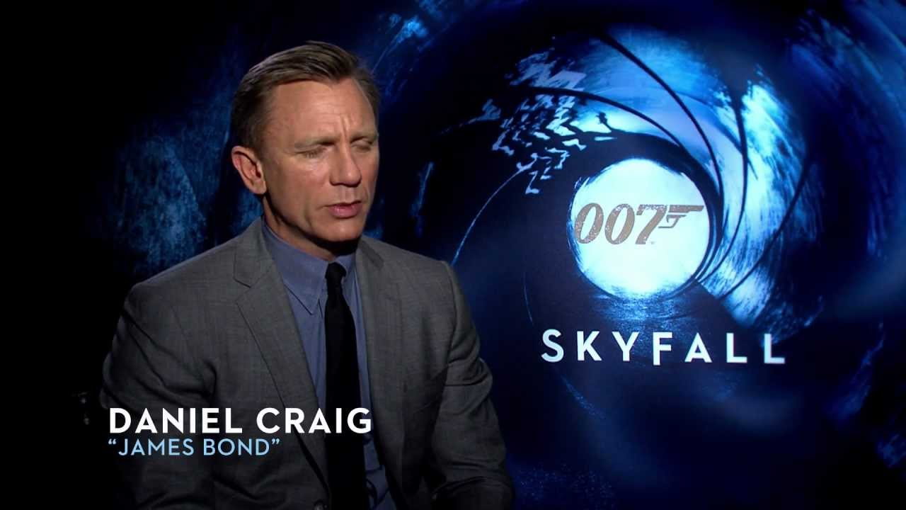 Skyfall: IMAX® Behind the Frame