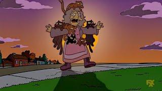 Llegada de Bola de Nieve 2 - Los Simpson