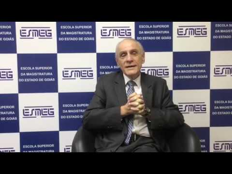 Dr. Antônio Carlos Marcato - Tutela Provisória Estabilizada | O NOVO CPC E VOCÊ