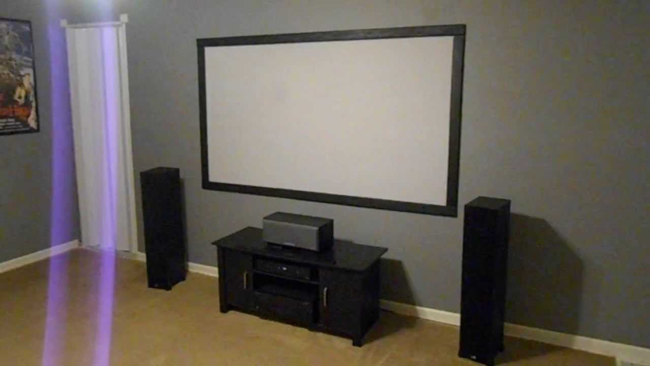 Family Room Setup