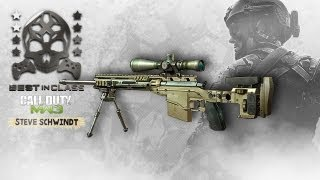 Best in Class - Modern Warfare 3: Best Sniper Class - Aggressive Loadout