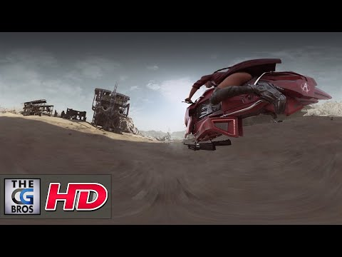 "CGI & VFX - VR 360 Showcase 4K: ""VR 360 Reel"" - by VIVE STUDIOS"