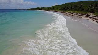 4K Caribbean drone footage • Martinique   Guadeloupe   Dominica