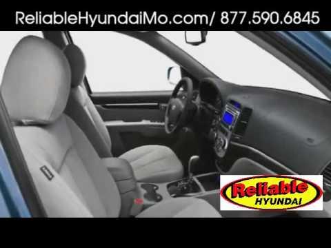 Hyundai Dealer Hyundai Santa Fe In Kansas City MO - YouTube