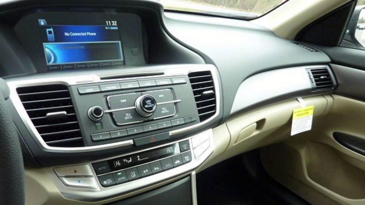 2015 Honda Accord Review VS Ford Fusion