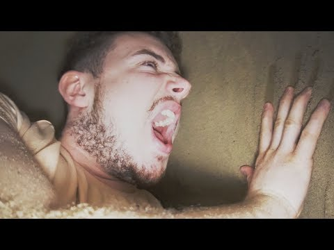I Buried Myself Alive on the Beach and It Went Incredibly Wrong (Buried Alive Challenge)