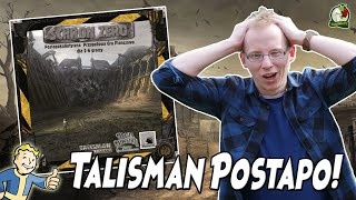 Talisman jak Fallout i Metro 2033 | Schron Zero