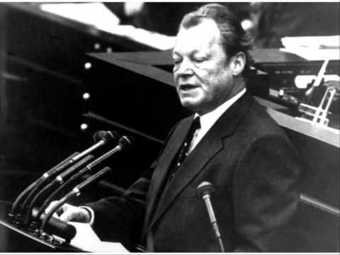1969-10-28 - Willy Brandt - Wir wollen mehr Demokratie wagen