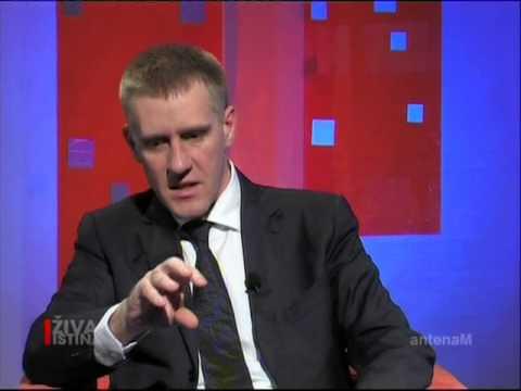 Živa istina, Gost:Igor Lukšić, Atlas TV, 27.06.2014.