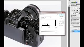 Урок 52: обработка фото, быстрое осветление фона, инструмент