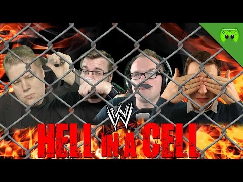 HELL IN A CELL 🎮 WWE2K16 #2
