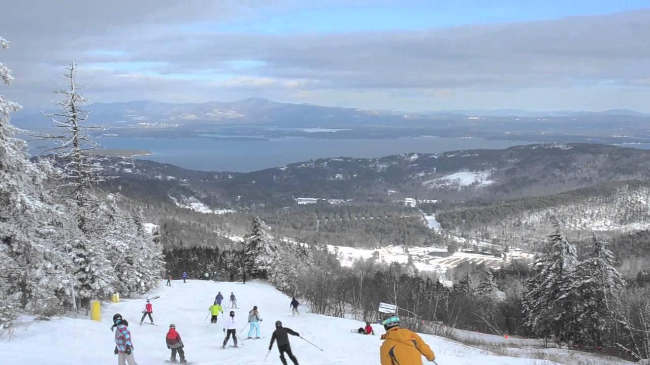 ski nh weekly video - gunstock mountain resort 12/31/12 - youtube