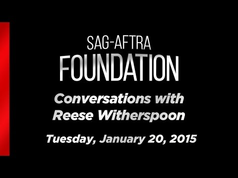 Conversations with Reese Witherspoon