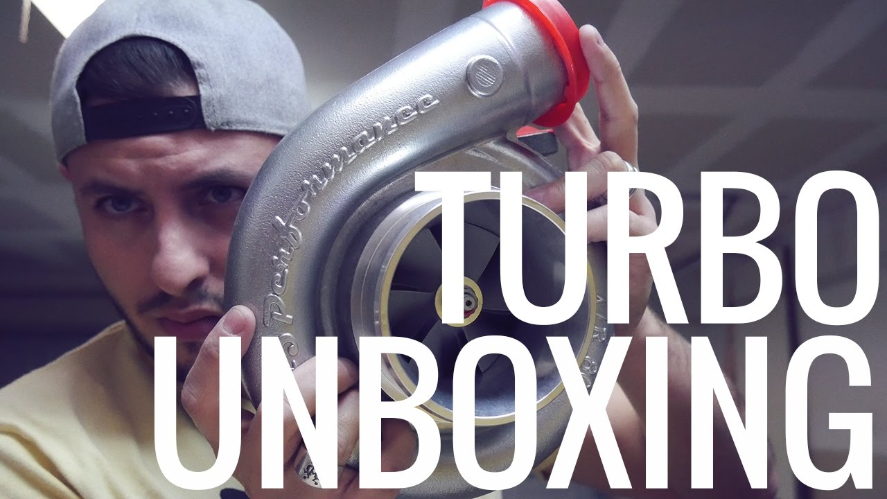 OrtegaDrives: On3 76mm Turbo Unboxing! A great inexpensive turbo!