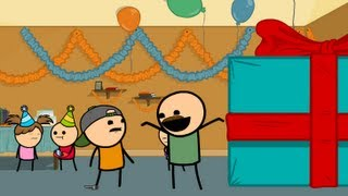 Birthday Boy - Cyanide & Happiness Shorts