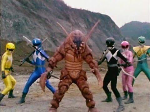Power Ranger Mighty Morphin | Rangers vs Ranger malvados
