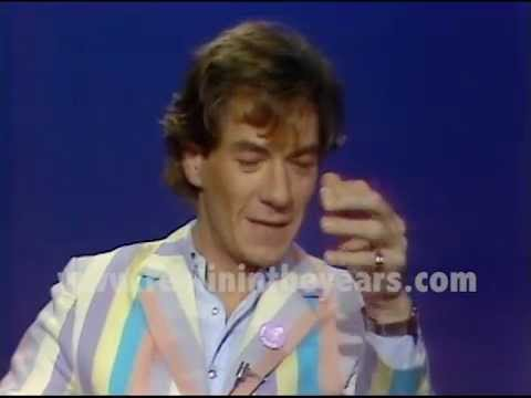 Ian McKellen Interview 1984 Brian Linehan's City Lights