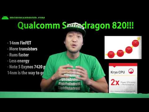 Qualcomm Snapdragon 820 New Features!