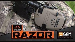 Активні навушники Walker's Razor