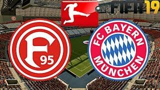 FIFA 19 | FC BAYERN MÜNCHEN vs. FORTUNA DÜSSELDORF | BUNDESLIGA ◄FCB #50►