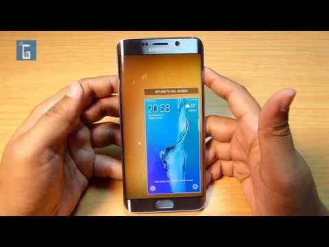 Samsung GALAXY S6 Edge+ Plus advanced TIPS & TRICKS! - Ep.1