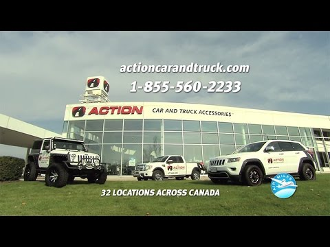 Action Car and Truck Accessories - Canada's Largest Automotive ...