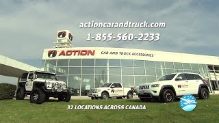 Action Car and Truck Accessories - Canada