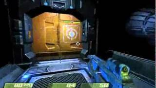 Quake 4 Gameplay for Microsoft Xbox 360 (X360)