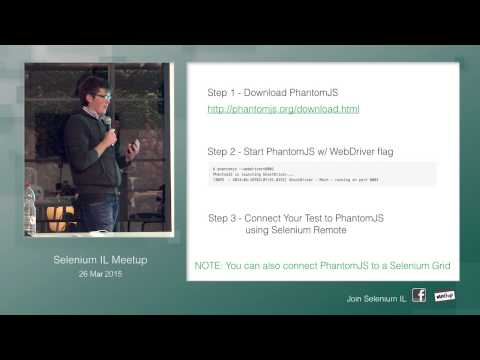 Selenium Test Automation: Practical Tips & Tricks - with Dave Haeffner (Part 2)