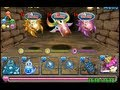 Puzzle & Dragons, Wednesday dungeon - Room of Mask Expert - Guide, Resolve team