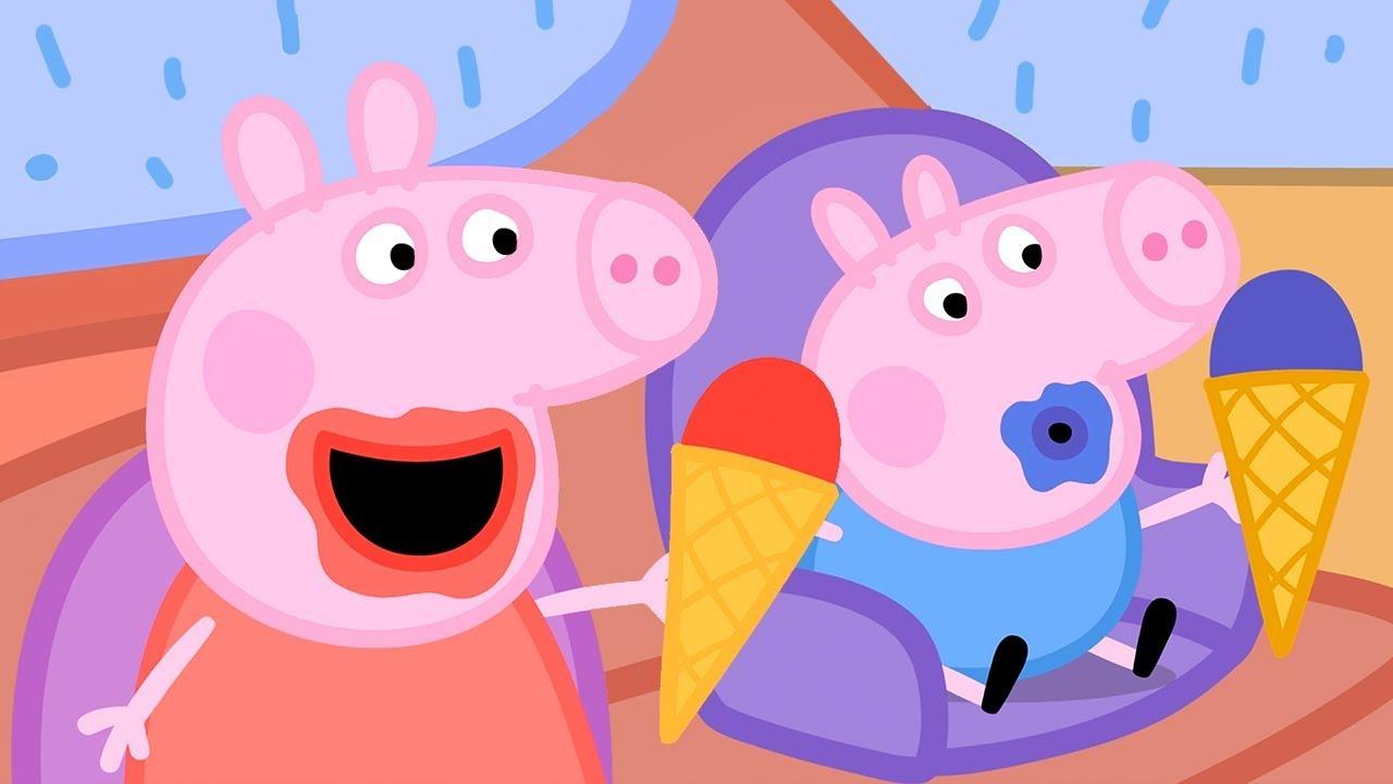 brand new 85ece 428fc Peppa Pig Italiano 🌈 L'arcobaleno - Collezione Italiano - Cartoni Animati