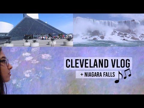 Cleveland/Niagara Falls Vlog | Twinsofhearts