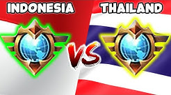 Supreme Indonesia VS Supreme Thailand - Mobile Legends