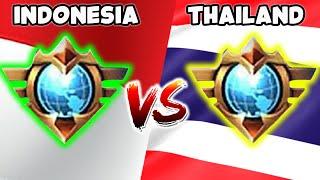 Supreme Indonesia VS Supreme Thailand - Mobile Legends