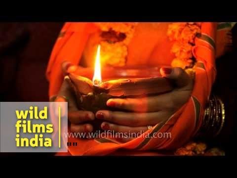 Khad deeva rituals by childless women at Kamleshwar temple, Uttarakhand
